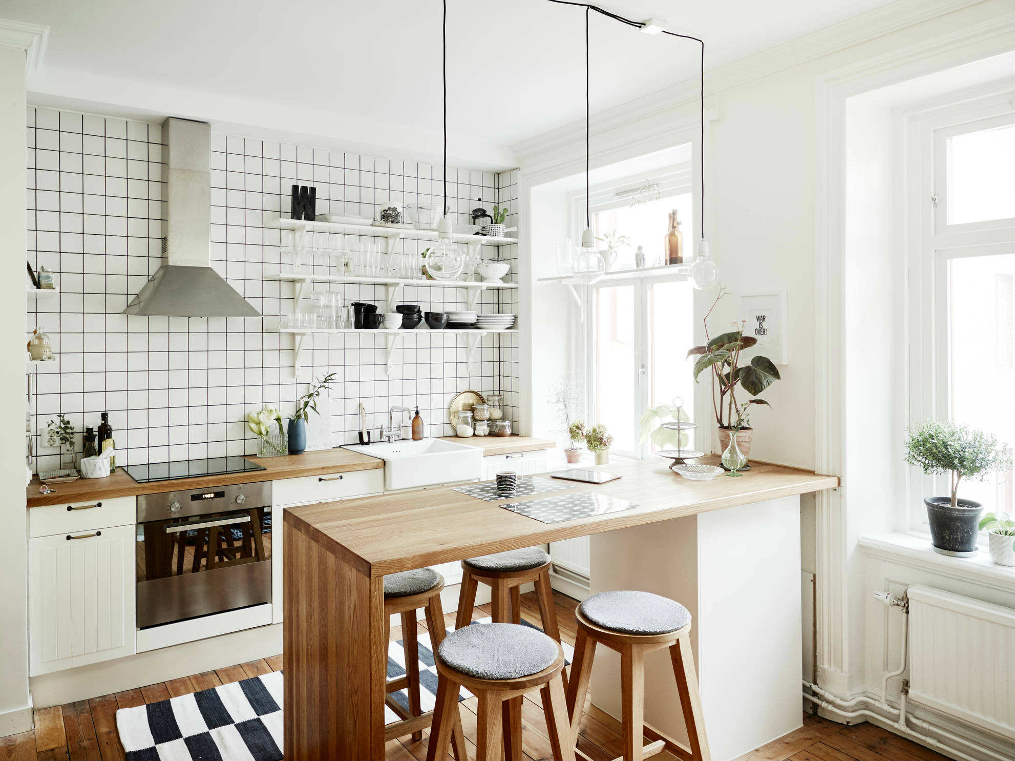 Einfache Verbesserungen, die Ihre Küche umwandeln werden